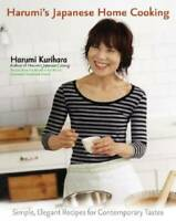 Harumi's Japanese Home Cooking: Simple, Elegant Recipes for Contemporary - GOOD