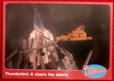 THUNDERBIRDS - Thunderbird 4 Clears the Debris - Card #54 - Cards Inc 2001