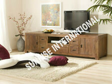 7ft Long Wooden TV cabinet / TV unit !