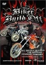 Biker Build Off (DVD, 2006) NEW SEALED