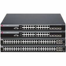 B3G124-48   48 port Gigabit Switch Stackable