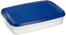 Emsa 6 Piece Superline 2,5 Container Freshness Box Storage Jar Lunch Box