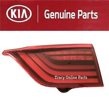 Sportage 17-18 Full LED Tail Light Tail Lamp Passenger Side Tailgate Mount OEM