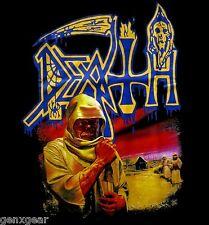 DEATH cd cvr LEPROSY Official SHIRT SMALL New death metal