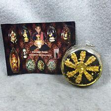 INN KOO 2 Side AJARN POON Sexual Charm Amulet Thai fetish Statue Talisman rare