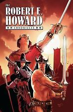 Robert E. Howard Chronicles Slipcase Set by Len Wein, Roy Thomas, Ralph Macchio and Gerry Conway (2009, Hardcover)