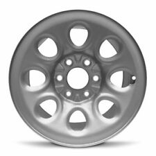 Wheel For 2005-2014 Chevy Silverado 1500 17 Inch Steel Rim Gray Painted 6 Lug