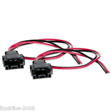 CT55-MB01 MERCEDES A-CLASS ALL YEARS SPEAKER HARNESS ADAPTERS CONNECTORS CAR