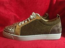 Christian Louboutin Tweed shoes NEW size 42,5