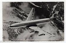 AVIATION, BOEING 707 IN FLIGHT, PAN AMERICAN, POSTED FROM THE LONDON AIRPORT, RP