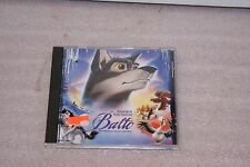 Balto Original Motion Picture Soundtrack James Horner CD