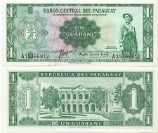 Paraguay - 1 Guarani 1952 (1963) UNC - Pick 193a