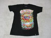Sublime Concert Shirt Adult Medium Black Red Ska Punk Rock Tour Band Mens