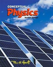 Conceptual Physics by Paul G. Hewitt (2014, Hardcover, 12th Edition)