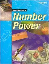 Jamestown's Number Power: Algebra, Mitchell, Robert, Good Book