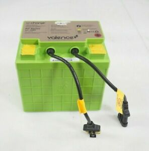 Valence Ergotron U1-12RT 40Ah Lithium Iron Medical Cart Battery 1004462