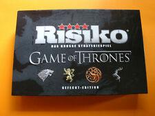 Risiko Das grosse Strategiespiel - Games of Thrones Gefecht-Edition -ungespielt-
