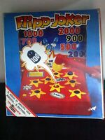 Baravelli Bandai Gioco FLIPPER Anni 70 FLIPP JOKER Vintage MIB