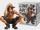 """ONE PIECE- D. ACE PORTGAS 16 CM/ANIME FIGURE THE KING OF ARTIST 6,3"""""""