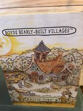 Boyd's Bears Bearly Built Villages Grenville And Beatrice's Homestead