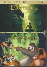 Il libro della giungla (1968) / Il libro della giungla (live action) (2016) 2DVD