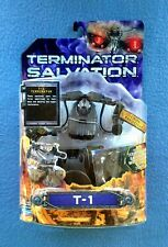 T-1 Terminator With Firing Projectiles Terminator Salvation Figure Playmates