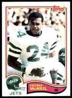 1982 Topps Freeman McNeil RC #176