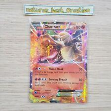 EX Condition Charizard 11/83 Holo/Shiny Pokemon Card, Gemerations, Rare
