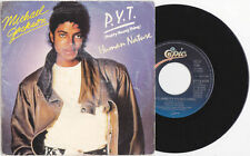 """Michael Jackson P.Y.T. PYT PRETTY YOUNG THING Disque 45t 7"""" Vinyl Single 1984"""