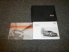 2009 Audi A5 Coupe Original Owner's Owners User Manual Quattro 3.2L