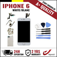 A+ LCD TOUCH SCREEN/SCHERM/ÉCRAN ASSEMBLY WHITE BLANC + TOOLS FOR IPHONE 6 4.7""