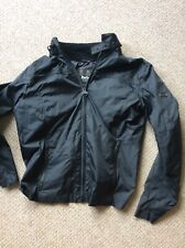 Barbour International 4oz Track Jacket Size M Dark Blue New FOC Postage U.K.