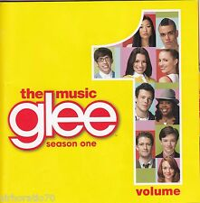 GLEE: THE MUSIC, VOLUME 1 CD - Season One