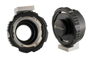 PL mount lens to MFT micro 4/3 m43 camera c7adapters GH5 Blackmagic adapter