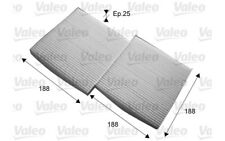VALEO Filtro, aire habitáculo BMW X3 DODGE NITRO 715714