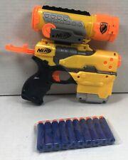 Nerf N-Strike Element EX-6 Soft Dart Gun W/ Tactical Rail Scope W/ Flip Lens