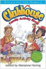 Clubhouse Family Activity Book by Marianne K. Hering (2001, Paperback)