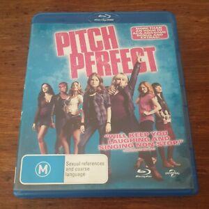 Pitch Perfect Blu-Ray LIKE NEW! FREE POST