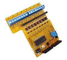 8-Channel Relay Driver Shield for Arduino