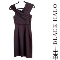 Black Halo Dark Blue size 0 Dress