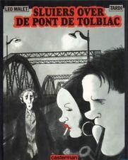 Nestor Burma 1: Sluiers over de Pont Tolbiac. (Tardi)         Luxe-uitgave!