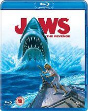 BLU-RAY    JAWS THE REVENGE  ( JAWS 4 )    BRAND NEW SEALED UK STOCK