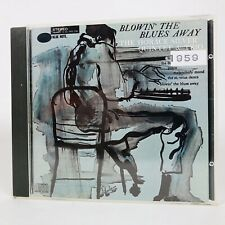 Blowin' The Blues Away The Horace Silver Quintet & Trio CD Blue Note 1987
