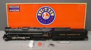 Lionel 6-11146 Pere Marquette Berkshire Steam Loco & Tender w Legacy RS NIB