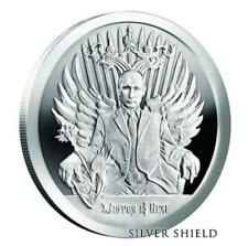 "2017 Silver Shield WINTER IS HERE Proof - #1 in ""Death of Dollar"" Series - SSG"