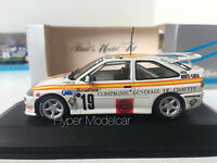 Minichamps 1/43 Ford Escort Rs Cosworth #19  Rally Monte Carlo 1994 - 430948119