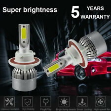 H13 9008 LED Headlight Conversion Kit 1500W 225000LM HI-LO Beam Light Bulb 6000K