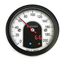 Motogadget MOTOSCOPE TINY 1 Tachometer 200 km/h + Kontrollleuchten Multifunktion
