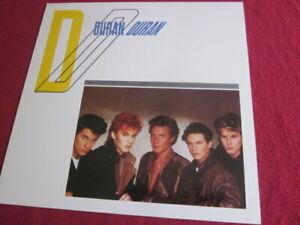 Duran Duran 1983 LP Reissue 12x12 Promo 2-Sided Cover Flat Poster Le Bon Rhodes