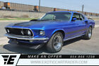 1969 Ford Mustang Mach 1 428 SCJ Fastback 1969 Ford Mustang Mach 1 428 SCJ Fastback